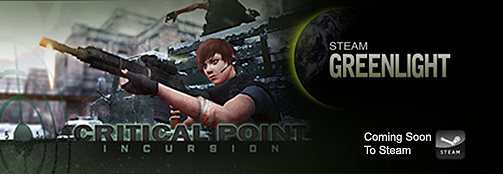 Critical Point: Incursion being developed by DominatingStudios has just been Greenlit!